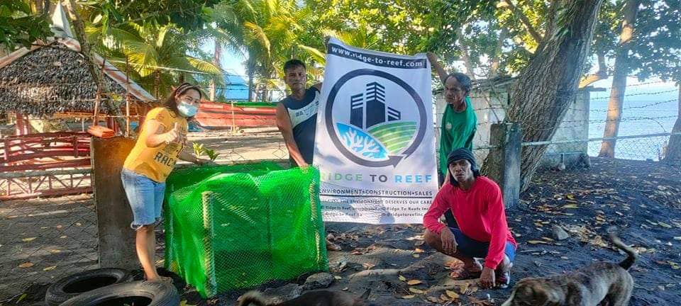 Another marine turtle nesting ground at Brgy. Binugao was discovered by the community near the Bantay Dagat guardhouse at Lower Binugao
