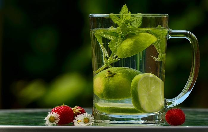 Healthy Recipes for Infused Water