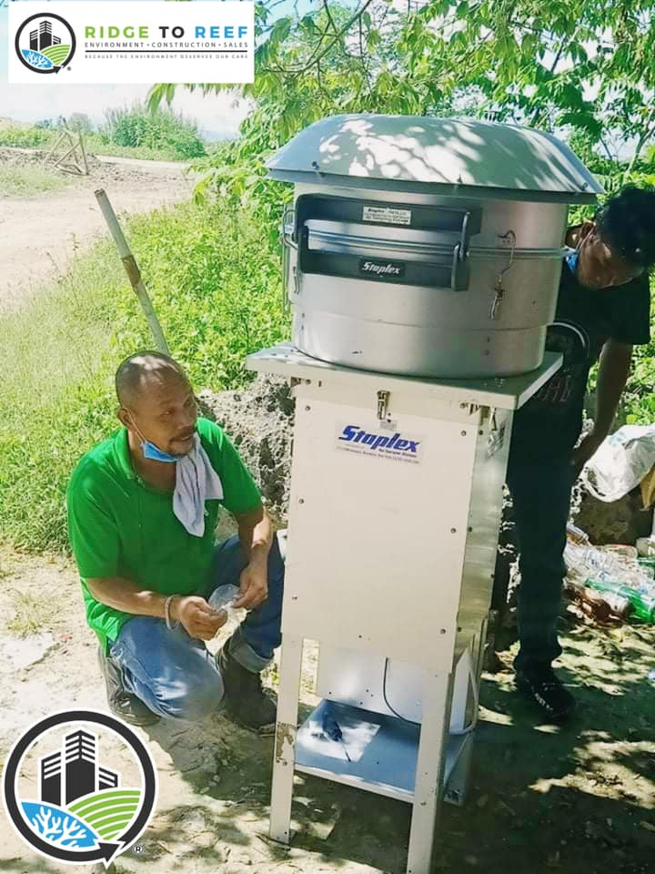 Ambient Air Quality Monitoring at Cordova Cebu for Water Desalination Project