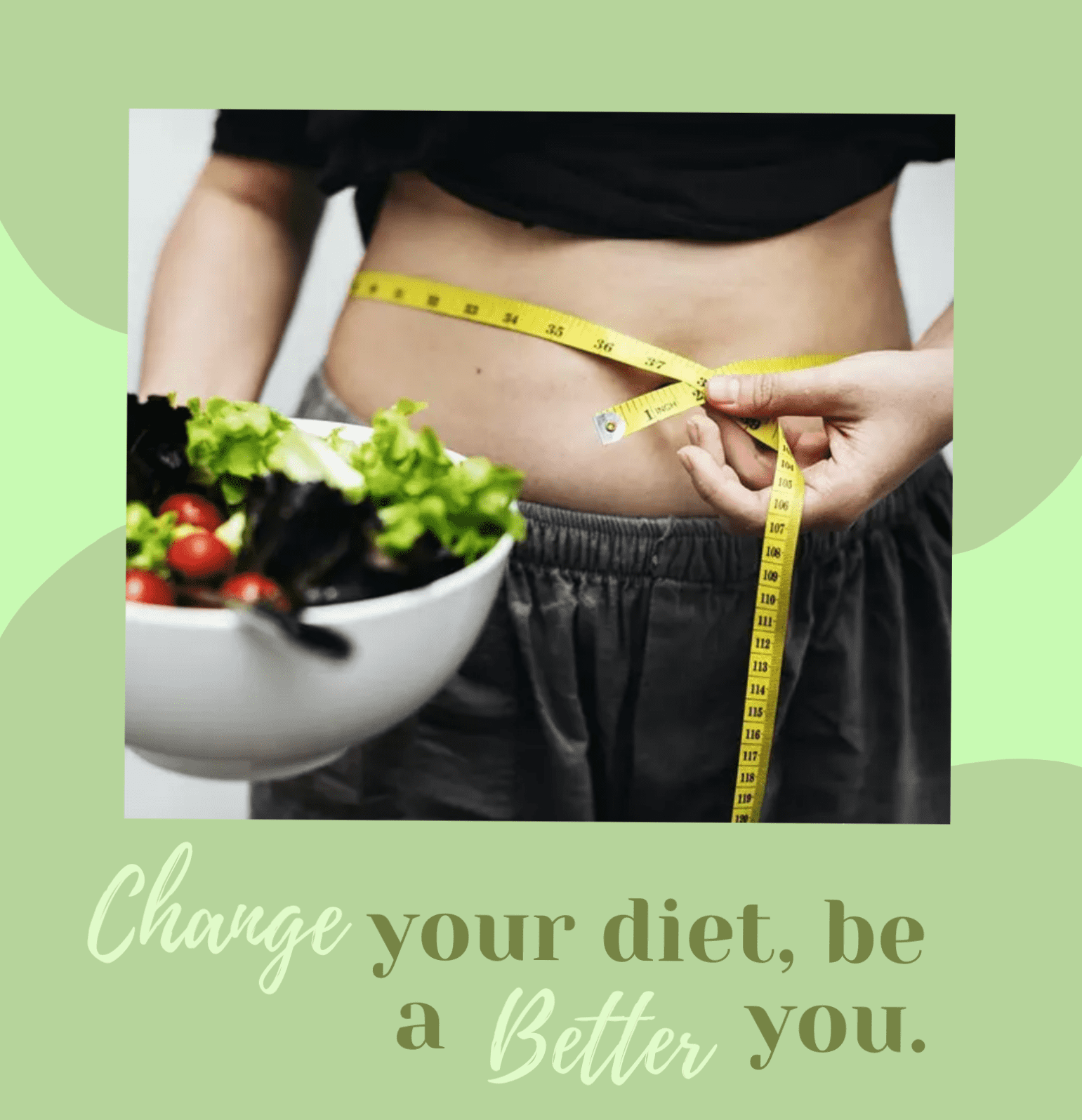 Diet Change for Weight Loss