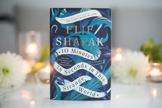 10 Minutes 38 Seconds in This Strange World by Elif Shafak review
