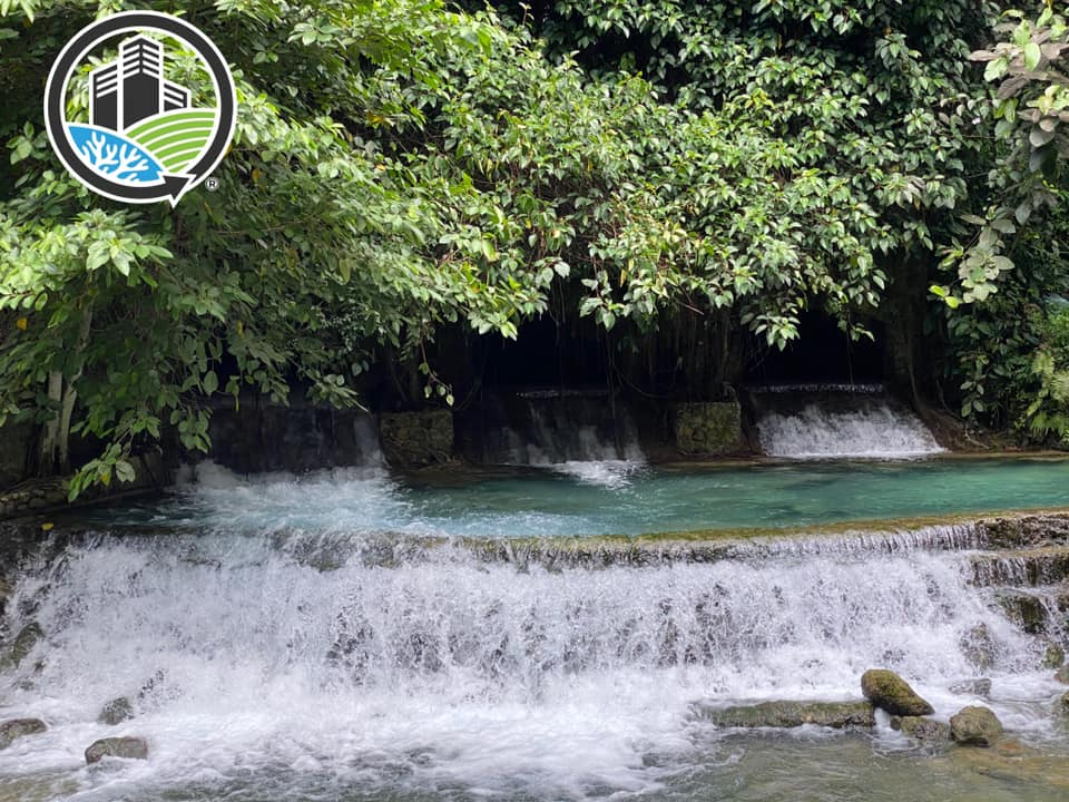 A quick visit to beautiful Kawasan Falls