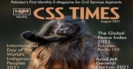 CSS Times e-magazine Review