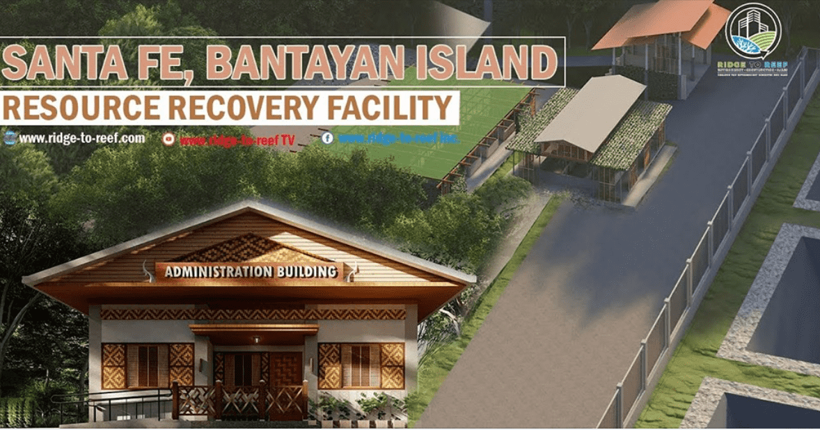 Proposed Resource Recovery Facility (RRF) Project for Municipality of Sta. Fe, Bantayan Island, Cebu Province