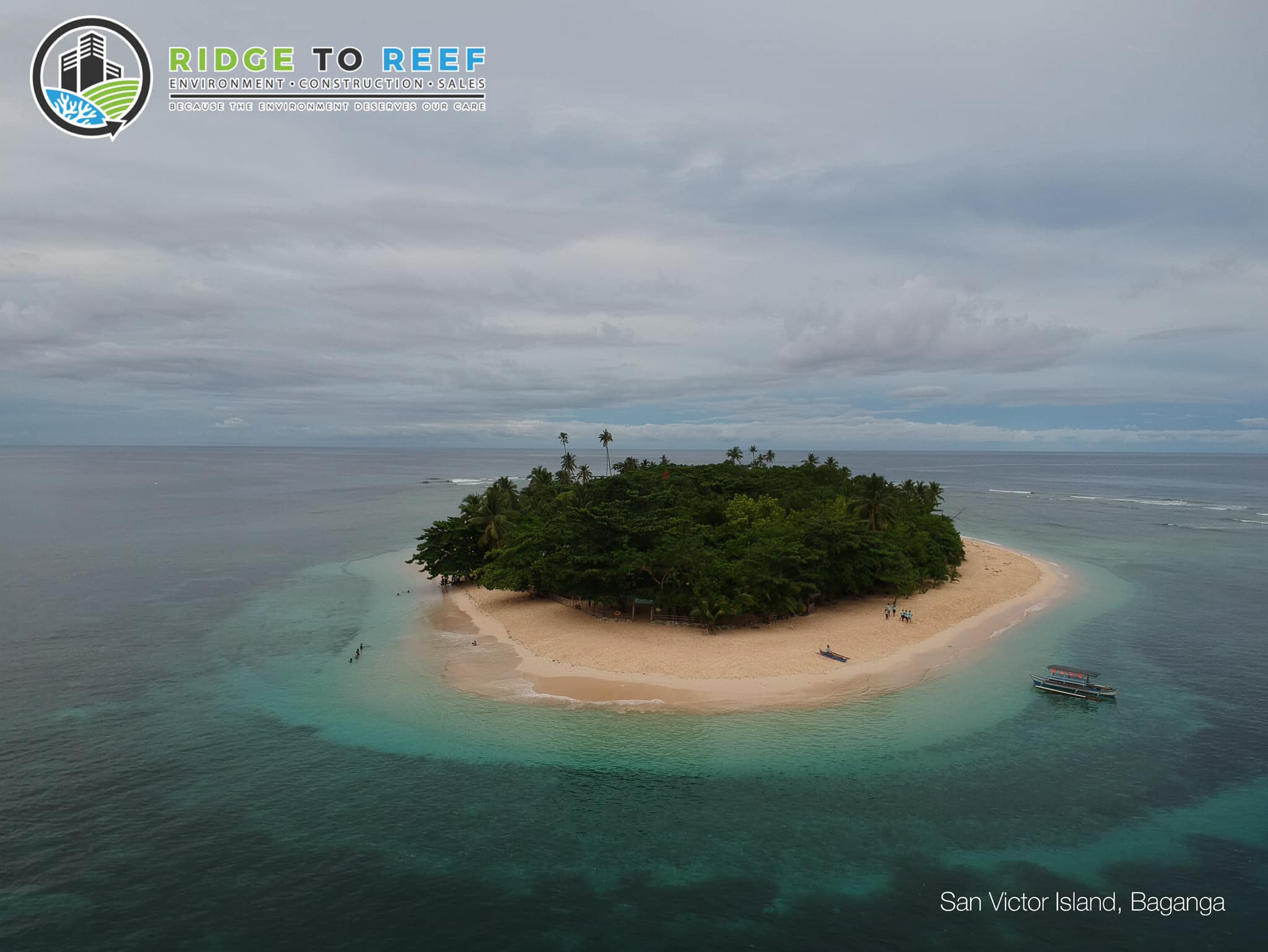 The Island of the Winners: San Victor Island, Municipality of Baganga, Province of Davao Oriental