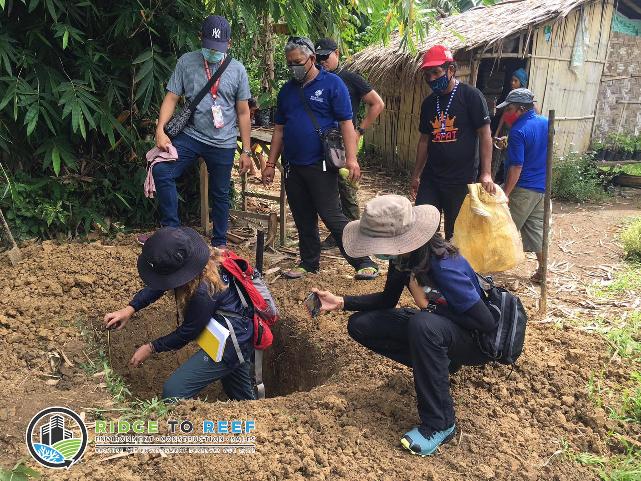 Engineering, Geological, and Geohazard Assessment (EGGA) on a proposed IP Housing at the Municipality of Kapalong, Province of Davao del Norte