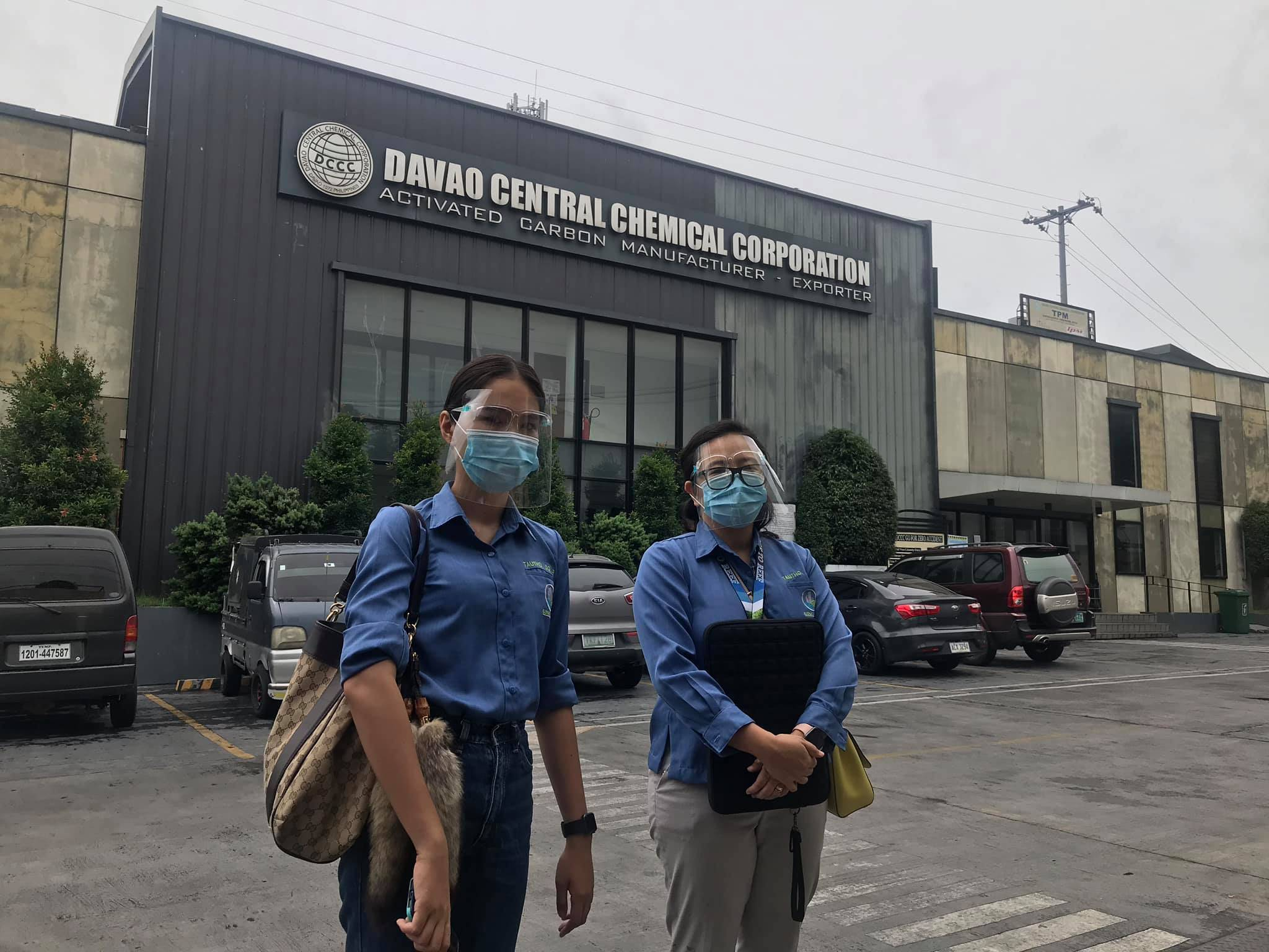 R2R Embarks a new project with Davao Central Chemical Corporation (DCCC)