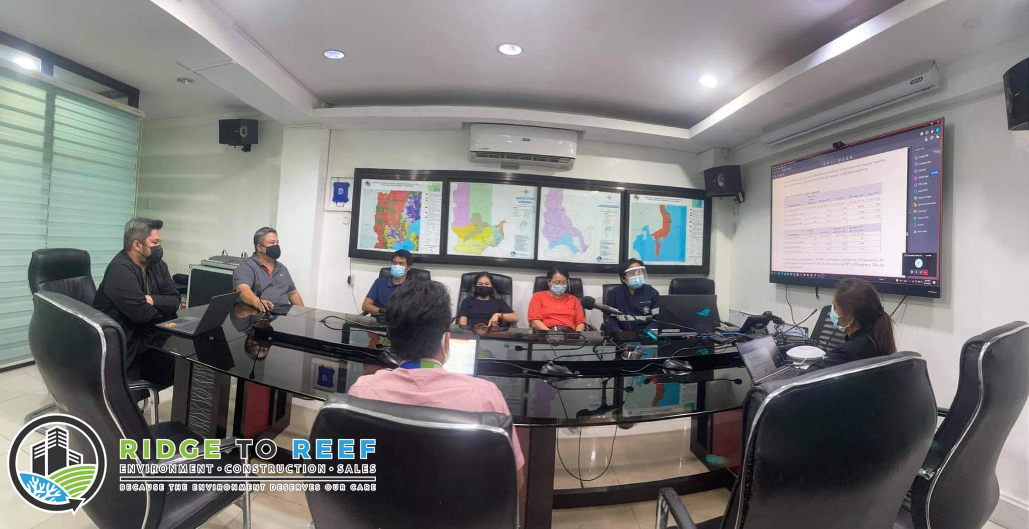Kickoff Meeting for the EMB XI project-Feasibility Study (FS) for the Cluster Sanitary Landfill Facility (SLF) in Region XI