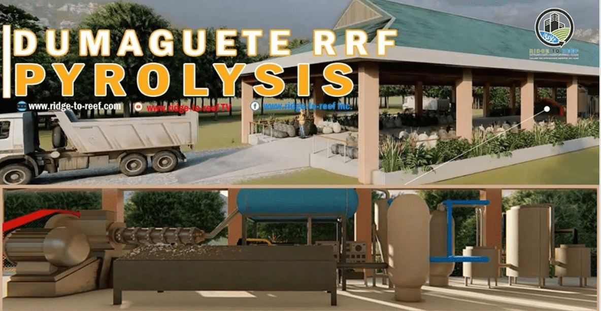 Proposed Pyrolysis Project for Dumaguete City, Negros Oriental.