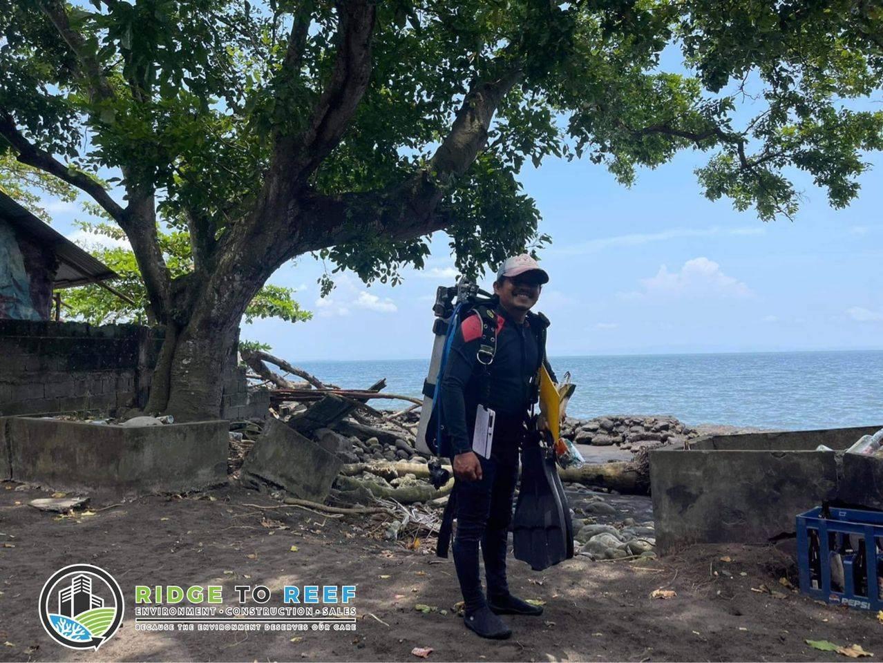 The Quarterly Marine Biota in Davao Gulf