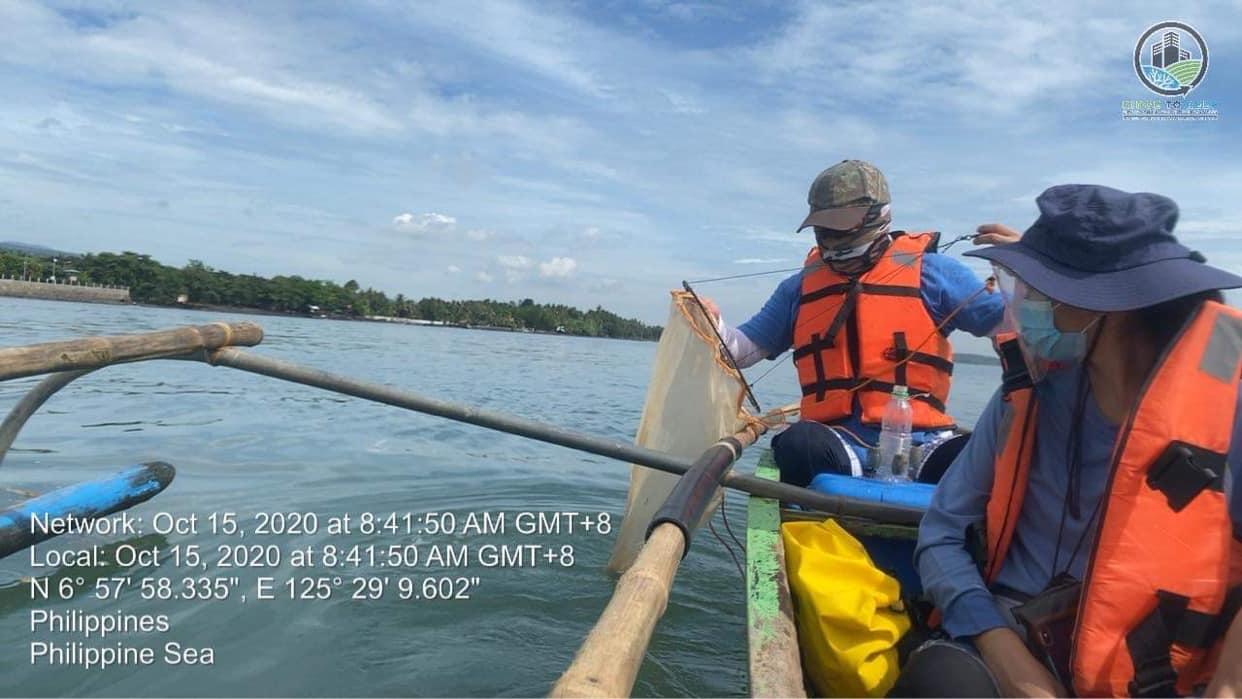 Quarterly Marine Biodiversity Monitoring at Davao Gulf