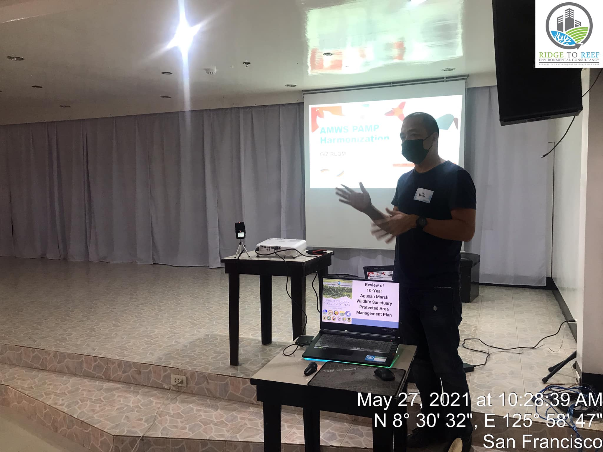 Plan Review of Agusan Marsh Wildlife Sanctuary Protected Area Management Plan (AMWS PAMP)