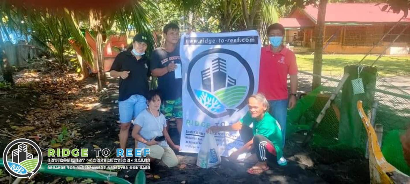 Another 27 marine turtle hatchlings were released last September 23, 2021, at Lower Binugao, Brgy. Binugao