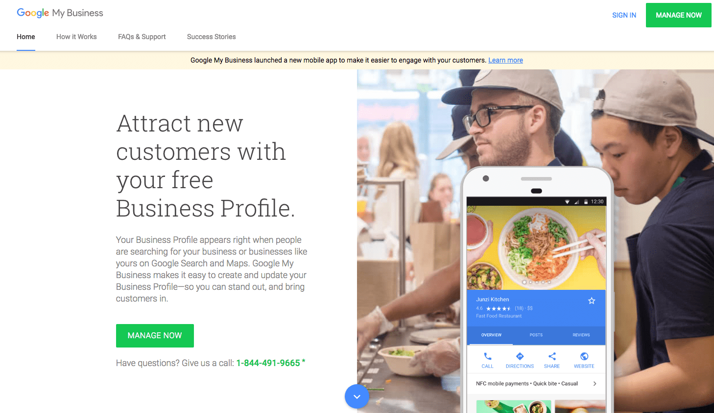 Google My Business - A Tool To Learn More About Your Business